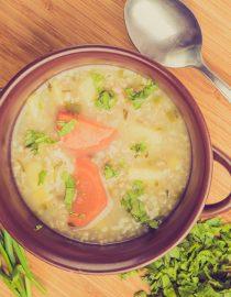 Delicious Fall Soups for Fibromyalgia