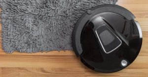Robot vacuum player