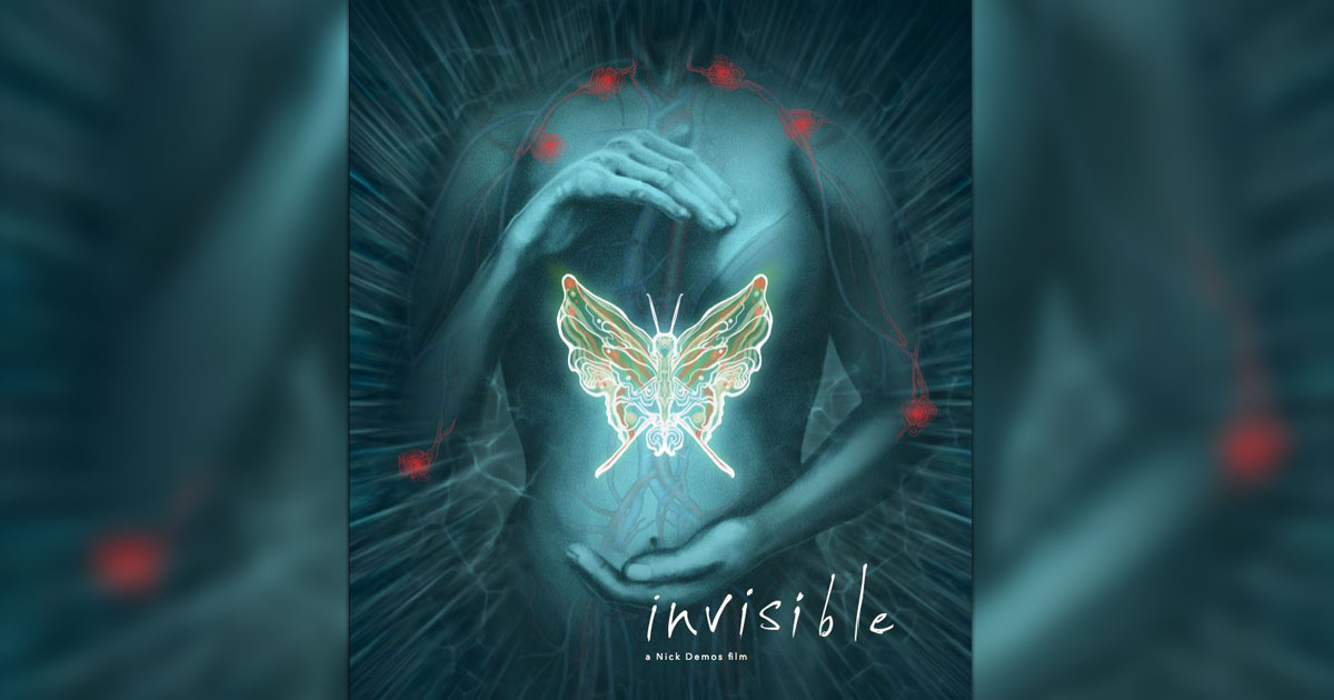 Film cover for Invisible