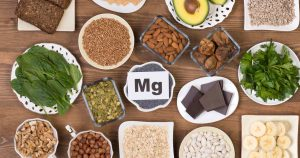 Different foods with magnesium in them